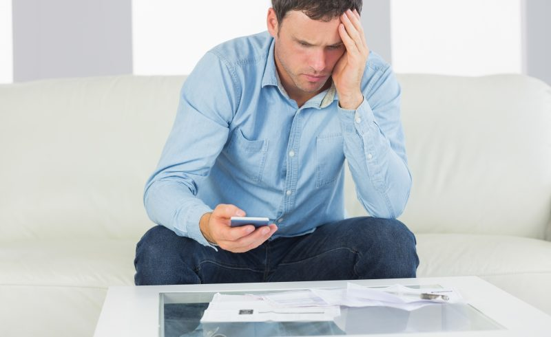 3 Things to Consider Before Filing for Bankruptcy