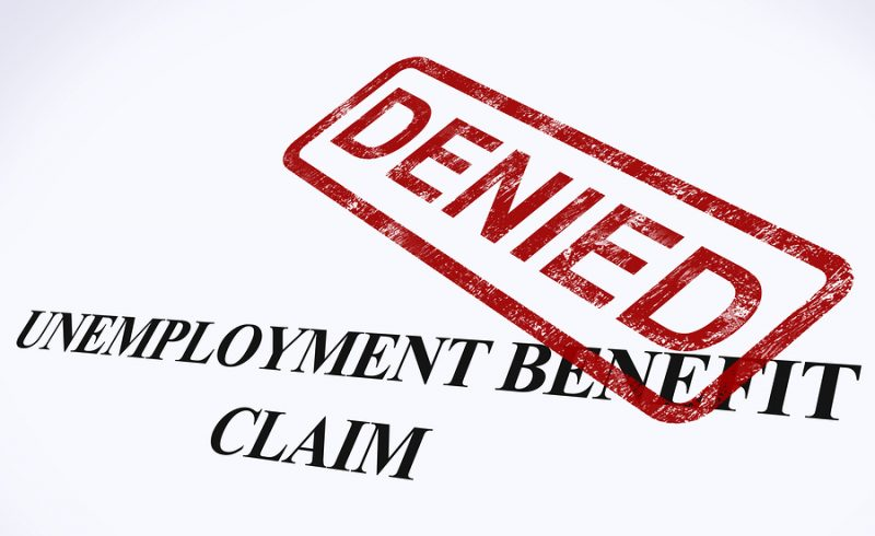 Unemployment Claim Denied