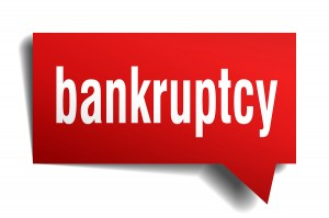 bankruptcy question