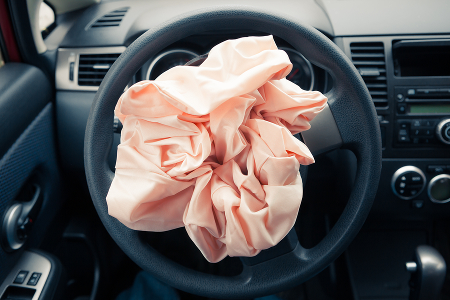 Defective Airbags Cause Injuries