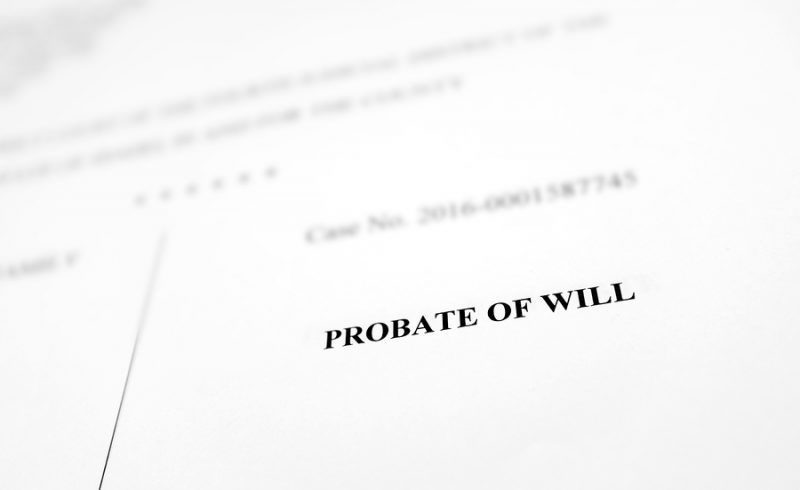 What Is Probate